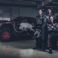 Sebastien Loeb compartirá con Carlos Sainz el Dream Team de Peugeot para el Dakar 2016