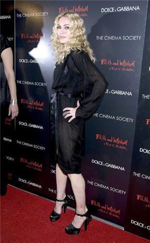 Madonna en Filth and Wisdom