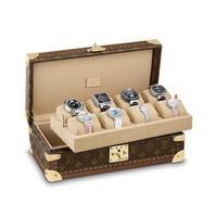 Louis Vuitton nos ayuda a guardar nuestros preciados relojes