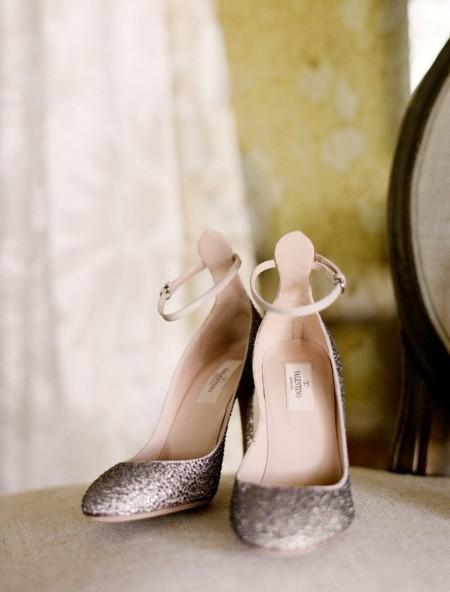 Clonados y pillados: Asos ataca de nuevo y estos zapatos glitter de Valentino son su víctima