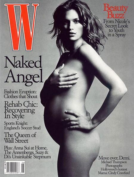 Un ángel desnudo