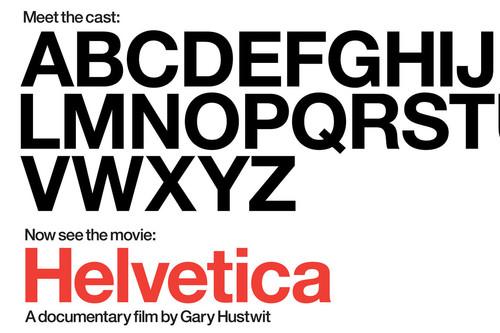 'Helvetica' y otras decenas de documentales que podemos ver gratis durante la cuarentena