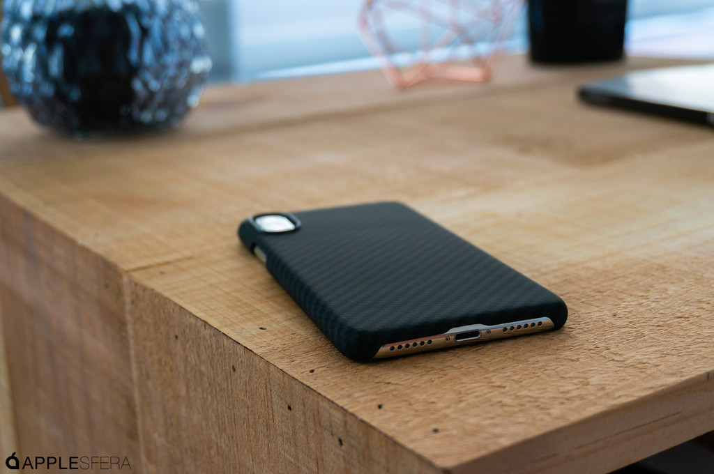 Funda Antibalas Iphone Applesfera Pitaka Magcase 10