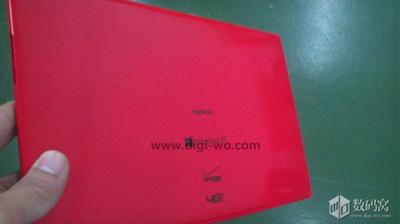 Nokia Sirius, nuevos detalles sobre la tablet Windows RT