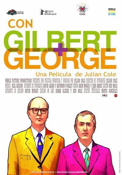Festival de Sevilla 08: 'Con Gilbert & George'