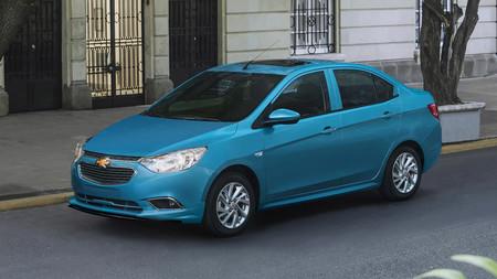 El Chevrolet Aveo reduce su gama en México para abrirle paso al Onix