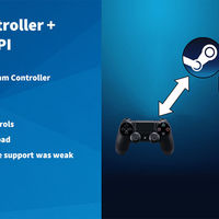 Steam dará soporte nativo al mando de control de PlayStation 4