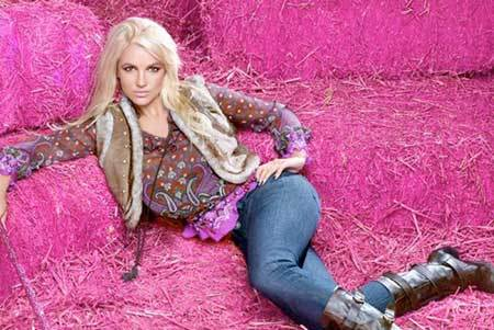 Britney Spears, nueva imagen de Candie's