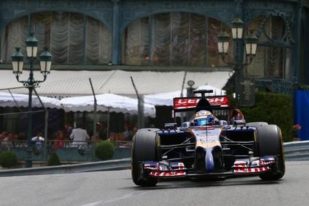 Toro Rosso modifica los escapes tras los problemas de Mónaco