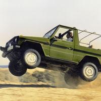 Mercedes-Benz Clase G: 40 años de conquistar los caminos más rudos