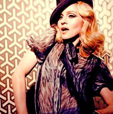 ...Y Madonna por Burgos