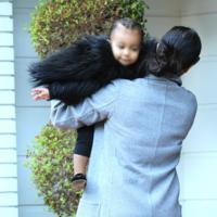 Kim Kardashian transmite a su hija Nori el amor por la moda. ¡La pequeña tiene su propio estilista!