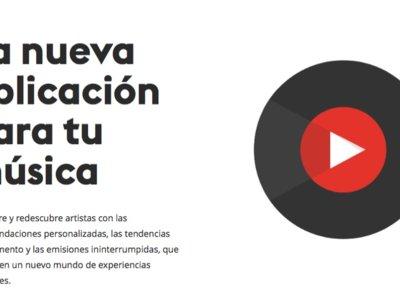 Youtube Music llega a la App Store, al menos a la de Estados Unidos