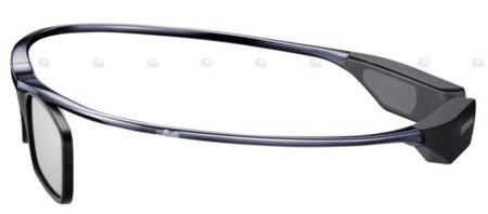 Samsung hace más ligeras y atractivas las gafas 3D