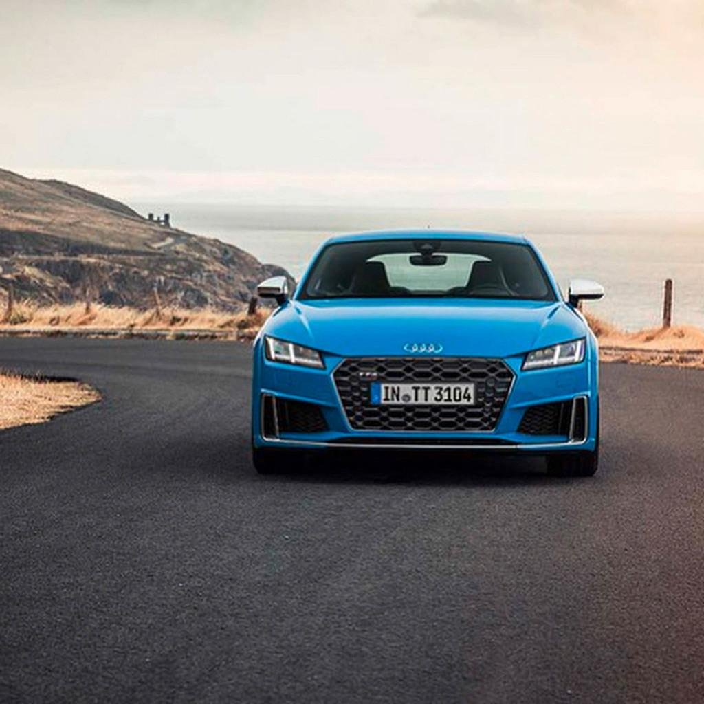 Audi TTS restyling