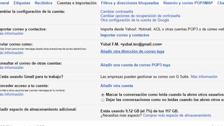 Anadir Gmail