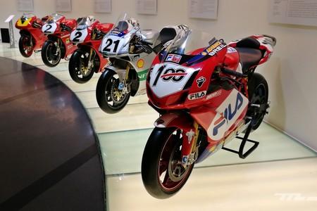 Visita Museo Ducati 012