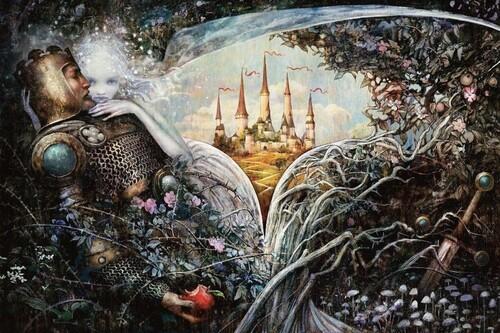 Hay una carta en Magic tan especial y extraña que sólo se ha usado una vez, y detrás de ella hay una bonita historia de amor