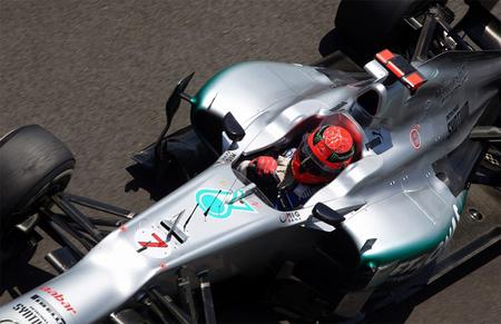 Nico Rosberg está cansado de su número par