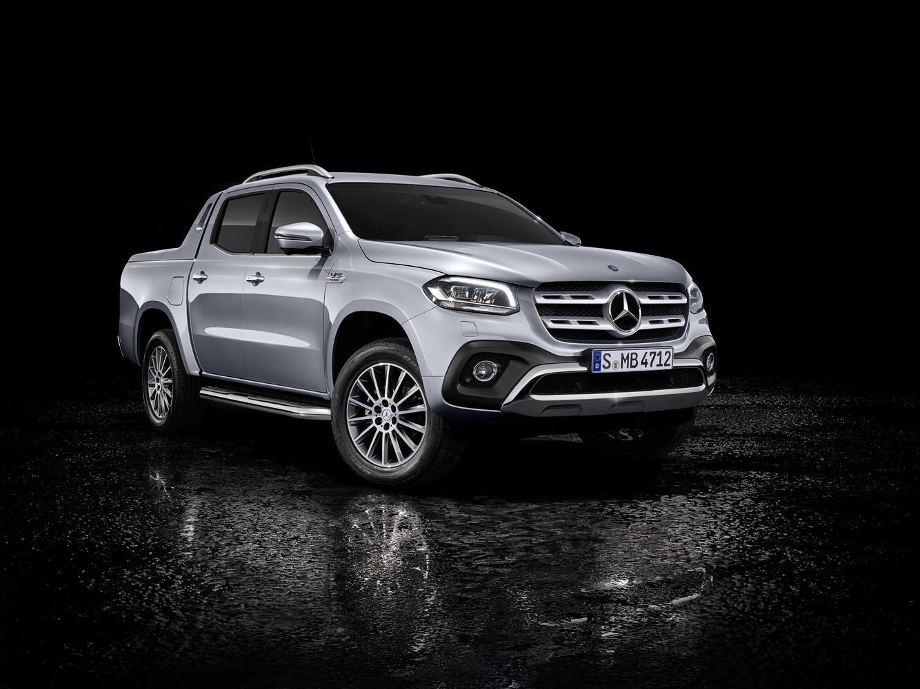 Foto de Mercedes-Benz X 350 d 4MATIC (1/5)