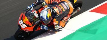 Raúl Fernández logra su tercera pole de la temporada en Misano y Albert Arenas saldrá cuarto