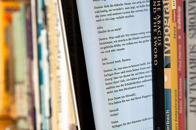 El ebook hace que la gente lea más