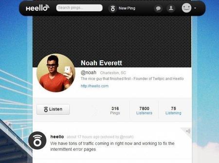 Heello, la nueva red social que pretende ser la competencia de Twitter