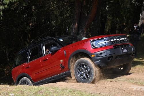 Ford Bronco Sport, al volante de un SUV que sorprende por capaz y gusta por práctico