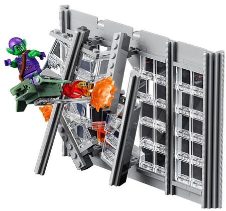 Nuevo Set Lego Spider Man Precio Disponibilidad Mexico