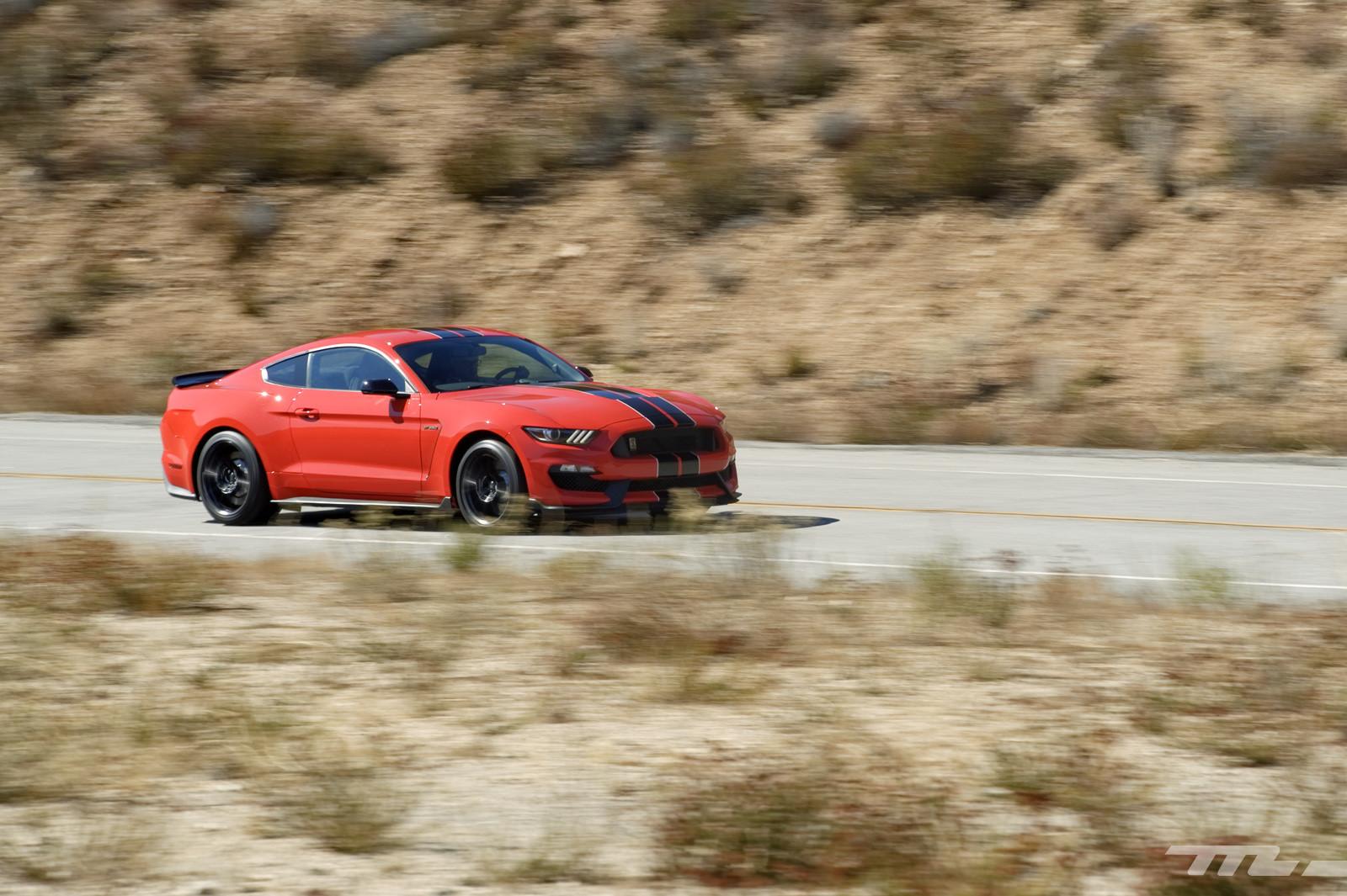 Foto de Ford Mustang Shelby GT350, prueba (11/40)