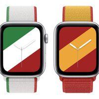 Apple lanza nuevas correas y esferas para los Apple Watch tematizadas con banderas de 22 países, incluyendo España y México