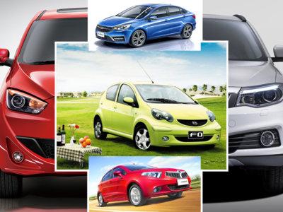 Hemos buscado los coches chinos más atractivos. Así hemos fracasado