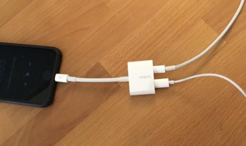 Belkin Lightning Audio + Charge Rockstar: ¿qué podemos hacer con este adaptador?