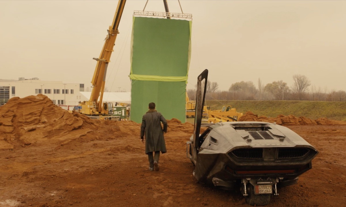 La alucinante estética de 'Blade Runner 2049' al desnudo: tres vídeos detrás de sus efectos visuales