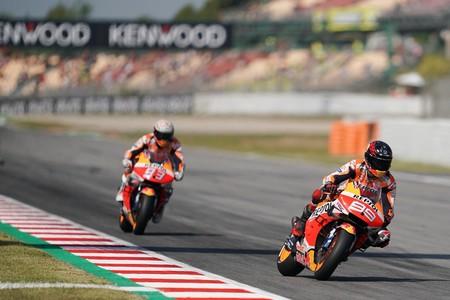 Jorge Lorenzo compensó en Cataluña la pifia americana de Marc Márquez y reinstaura la tiranía en MotoGP