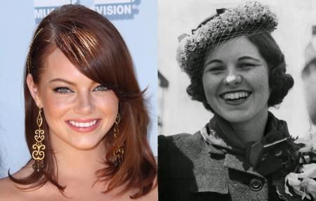 Emma Stone será la hermana de John F. Kennedy en 'Letters from Rosemary'