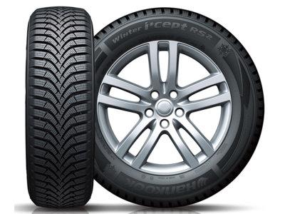 Neumáticos desarrollados para el invierno europeo