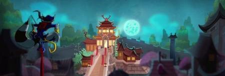 Corto animado de 'Sly Cooper: Ladrones en el Tiempo'
