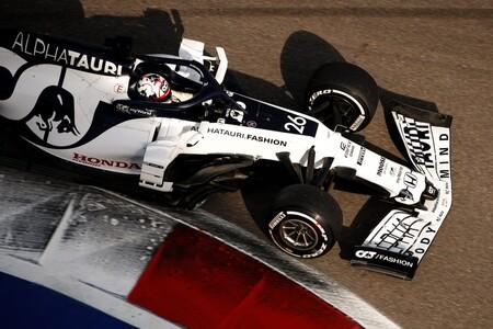 Kvyat F1 2020