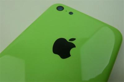 """¿Es esta la carcasa del iPhone 5C en """"verde lima""""?"""