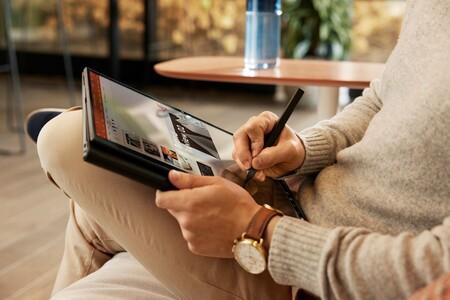 HP Elite Folio: autonomía de 24 horas y sonido Bang & Olufsen en uno de los convertibles 5G con mejor diseño