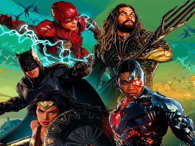 Las claves de 'Liga de la Justicia', el ambicioso crossover de los superhéroes de DC
