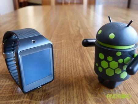 Samsung no se olvida de Android Wear y lanzará este año su smartwatch basado en dicho SO