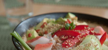 ¿Sabes de qué está hecho el surimi?