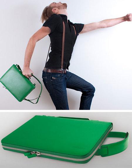 Con el portátil en el bolso a todas partes