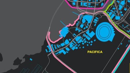 Pacifica Cyberpunk