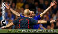Las 100 mejores fotografías de deporte de 2009 (II)