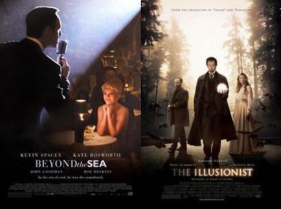 Hablando de Cine con Red Stovall: 'Beyond the Sea' y 'El Ilusionista'