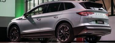 Primer contacto con el nuevo Skoda Enyaq iV: el primer SUV eléctrico de Skoda llega marcando el camino al Volkswagen ID.4