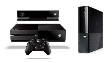 Xbox One y Xbox 360